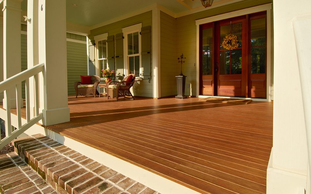 Beautify & Protect Your Deck–7 Tips To Stain Your Deck The Right Way